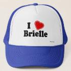 I Love Brielle Trucker Hat