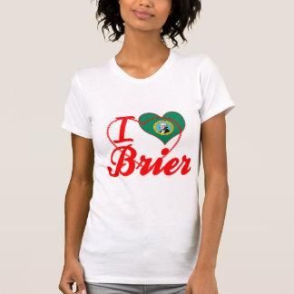 I Love Brier, Washington Tshirts