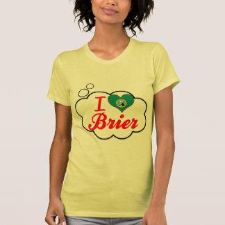 I Love Brier, Washington Tees