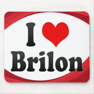 I Love Brilon Germany Ich Liebe Brilon Germany Mouse Pads