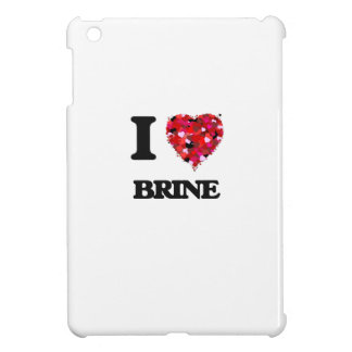 I Love Brine iPad Mini Cases