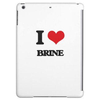 I Love Brine iPad Air Cases