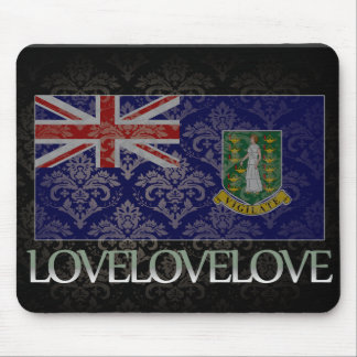 I love British Virgin Islands Cool Mouse Pads