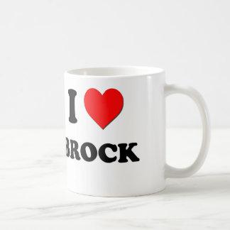 I love Brock Mugs
