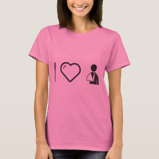 I Love Broken Arms T-Shirt