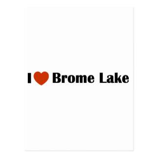 I Love Brome Lake Postcard