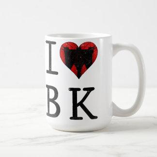 I Love Brooklyn BK NYC Coffee Mug