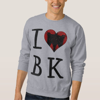 I Love Brooklyn BK NYC Sweatshirt
