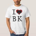 I Love Brooklyn BK NYC Tee Shirt