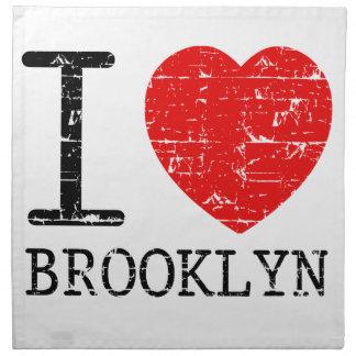 I love Brooklyn Cloth Napkin