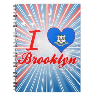 I Love Brooklyn, Connecticut Notebooks