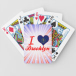 I Love Brooklyn, Indiana Playing Cards