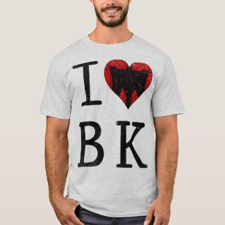 I Love Brooklyn New York Tshirt