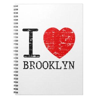 I love Brooklyn Notebook