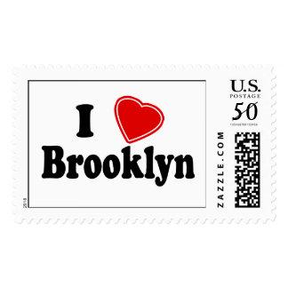 I Love Brooklyn Postage