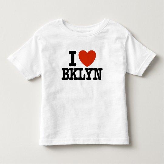 I Love Brooklyn Toddler T-shirt