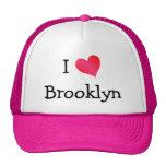 I Love Brooklyn Trucker Hat