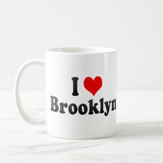 I Love Brooklyn, United States Coffee Mug