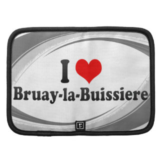 I Love Bruay-la-Buissiere, France Planners