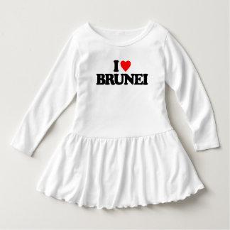I LOVE BRUNEI DRESS