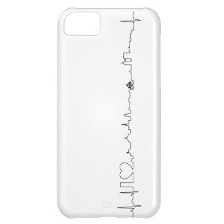 I love Brussels (ecg style) souvenir iPhone 5C Case