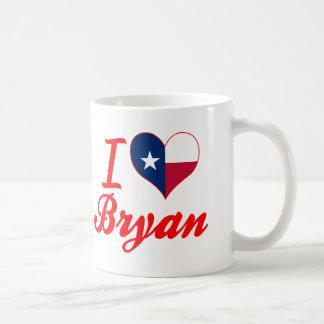 I Love Bryan, Texas Coffee Mug