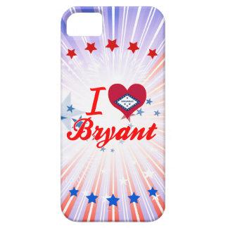 I Love Bryant, Arkansas iPhone 5 Cases