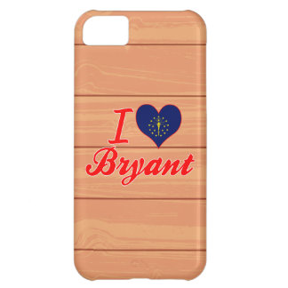 I Love Bryant, Indiana Cover For iPhone 5C