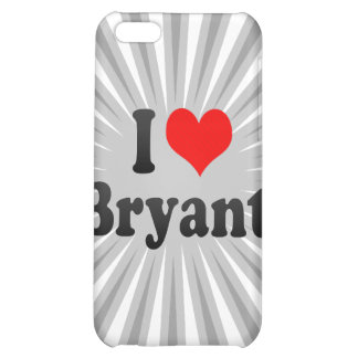 I love Bryant Case For iPhone 5C