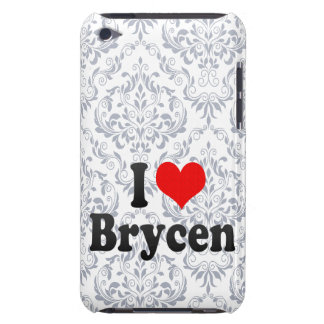 I love Brycen Barely There iPod Covers
