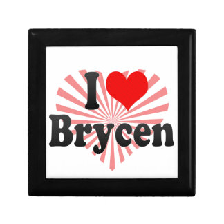 I love Brycen Jewelry Boxes