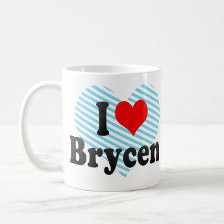 I love Brycen Mug
