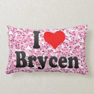 I love Brycen Pillow
