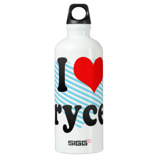 I love Brycen SIGG Traveler 0.6L Water Bottle