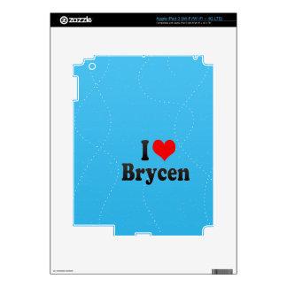I love Brycen Skins For iPad 3