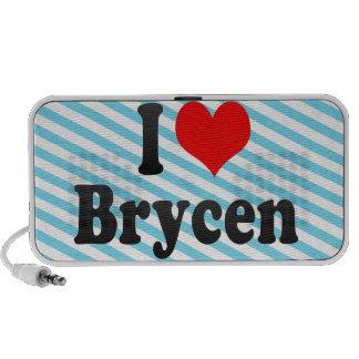 I love Brycen Mp3 Speakers