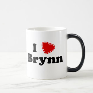I Love Brynn Magic Mug