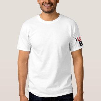 I LOVE BS (I LOVE BAHAMAS) EMBROIDERED T-Shirt