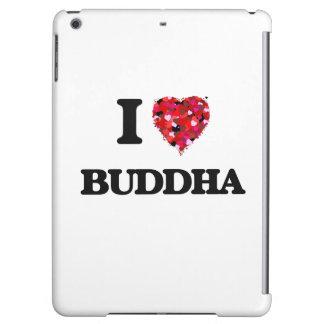 I love Buddha Cover For iPad Air