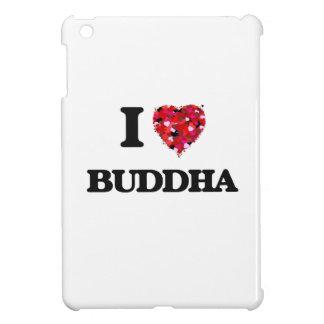 I love Buddha iPad Mini Cover
