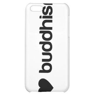 I Love buddhism iPhone 5C Cover
