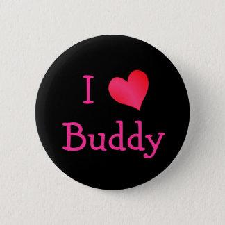 I Love Buddy Button