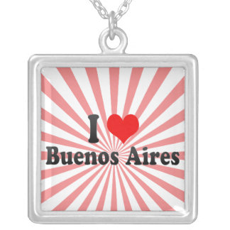 I Love Buenos Aires Argentina Jewelry