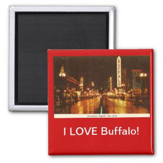 I LOVE Buffalo! Magnets