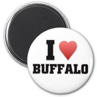 I love Buffalo, New York Magnet