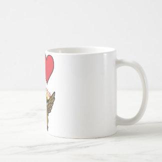 I Love Buffalo Wings Coffee Mug
