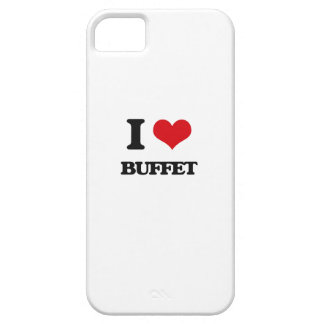 I Love Buffet iPhone 5 Cases