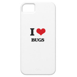 I Love Bugs iPhone 5 Covers
