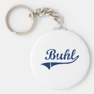 I Love Buhl Idaho Keychains