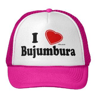 I Love Bujumbura Hats